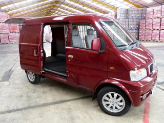 обои DongFeng Mini MPV Van UK-spec (EQ5021XX) 2011 бок фото