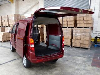 обои DongFeng Mini MPV Van UK-spec (EQ5021XX) 2011 зад фото