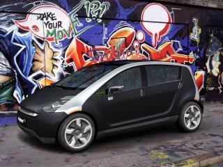 обои Think Ox Concept 2008 граффити фото