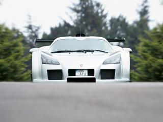 обои Gumpert Apollo Sport 2007 сила фото
