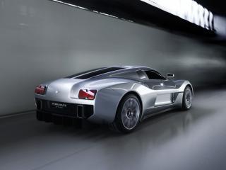 обои Gumpert Tornante Concept 2011 скорость фото