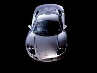 обои Farboud GTS 2003 капот фото