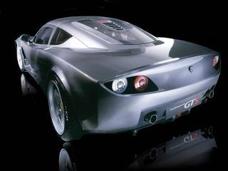 обои Farboud GTS 2003 сзади фото