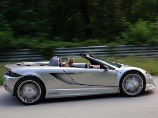 обои K1 Attack Roadster 2006 бок фото