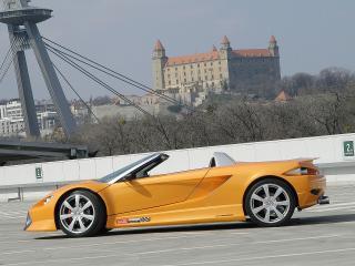 обои K1 Attack Roadster 2006 сбоку фото