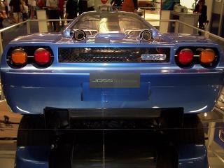 обои Joss GT Prototype 2004 зад фото