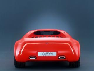 обои Stola S81 Concept 2000 зад фото