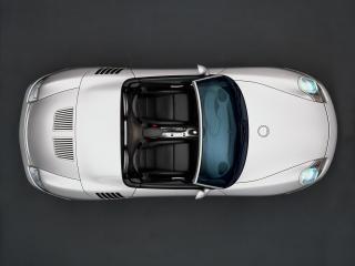 обои Stola S82 Concept 2001 сверху фото