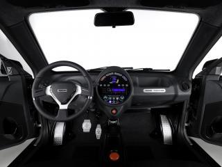 обои Tazzari Zero Special Edition 2011 руль фото