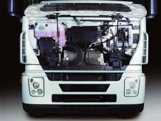 обои Hongyan Genlyon 380 6x4 Tractor (CQ4254HTVG) 2009 мотор фото