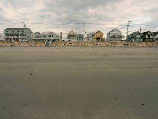 обои Улица у пляжа фото