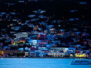 обои Бухта на Карибских островах фото