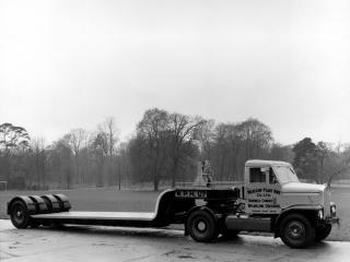 обои Scammell Highwayman 1954 бок фото