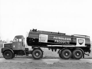 обои Scammell Highwayman 1954 сбоку фото