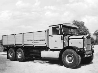 обои Scammell Rigid Six 1934 бок фото