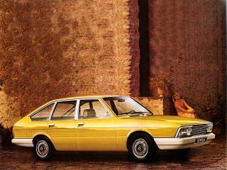 обои Simca 1307 1975 бок фото