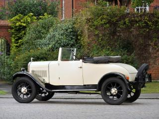 обои Swift 10 HP P-Type Convertible 1927 бок фото