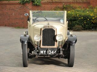 обои Swift 10 HP P-Type Convertible 1927 перед фото