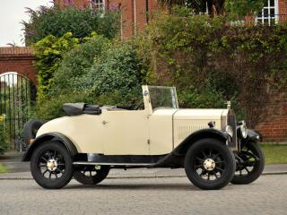 обои Swift 10 HP P-Type Convertible 1927 сбоку фото