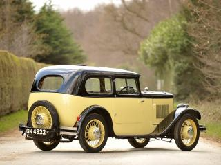 обои Swift Ten 2-door Coupe 1931 зад фото