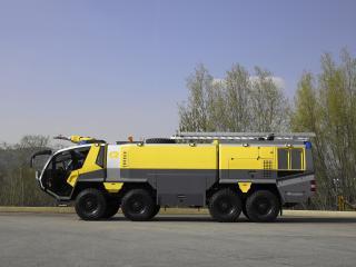 обои Rosenbauer Panther 8x8 желтый фото