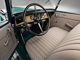 обои Minerva 8AL Rollston Convertible Sedan 1931 руль фото
