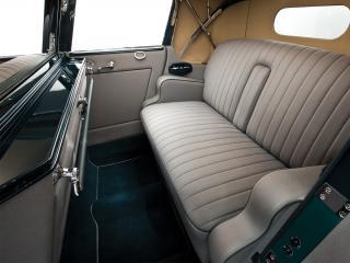 обои Minerva 8AL Rollston Convertible Sedan 1931 сиденье фото