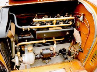 обои Minerva DD 14 HP Victoria Tourer by Cann & Co 1912 мотор фото