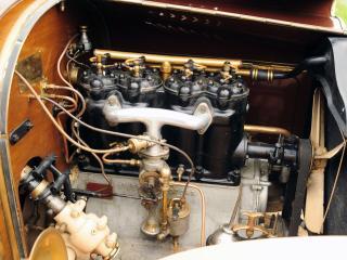 обои Minerva DD 14 HP Victoria Tourer by Cann & Co 1912 моторчик фото