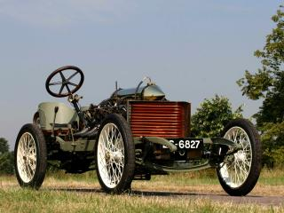 обои Darracq 200 HP Sprint 1905 перед фото