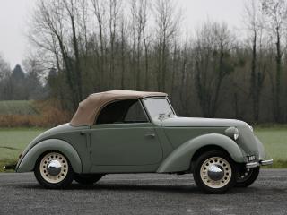 обои CGE Type TB Cabriolet 1941 бок фото