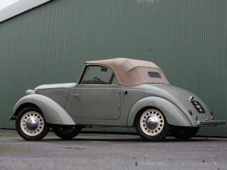 обои CGE Type TB Cabriolet 1941 сбоку фото