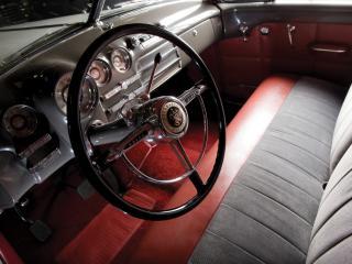 обои Buick Roadmaster Riviera (76R) 1949 руль фото