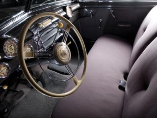 обои Buick Roadmaster Sedanet (76S) 1947 руль фото