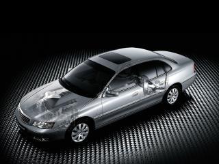 обои Buick Royaum 2005 механизмы фото