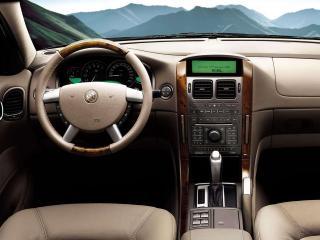 обои Buick Royaum 2005 руль фото