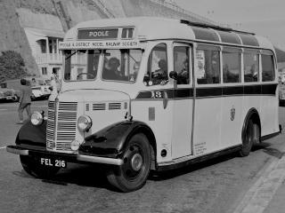 обои Bedford OB 1939 спереди фото
