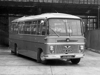обои Bedford SB5 Duple Bella Vega (C41F) 1965 перед фото