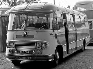 обои Bedford SB Comfort 1957 перед фото