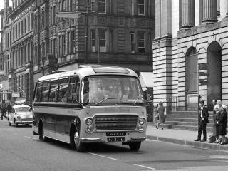 обои Plaxton Bedford SB13 Embassy III (C37F) 1964 перед фото
