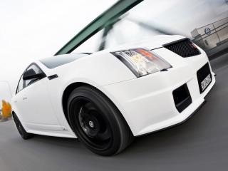обои Cam Shaft Cadillac CTS-V 2010 фара фото
