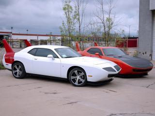 обои HPP Daytona 2011 белая фото