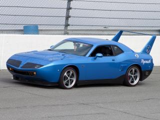 обои HPP Daytona 2011 синяя фото