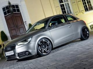 обои HS Motorsport Audi A1 2010 бок фото