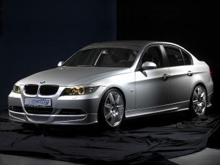 обои Mattig BMW 3 Series Sedan (E90) сбоку фото