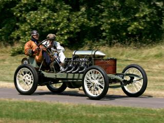 обои Darracq 200 HP Sprint 1905 дорога фото