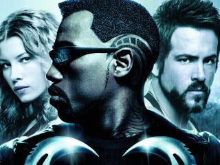обои Герои фильма Blade Trinity фото