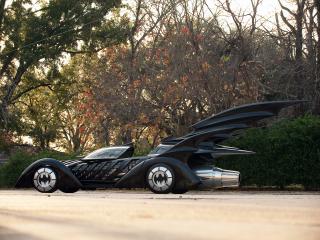 обои Batmobile 1995 бок фото
