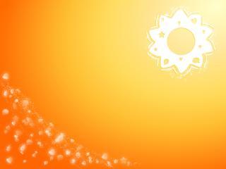 обои Радостное солнце фото