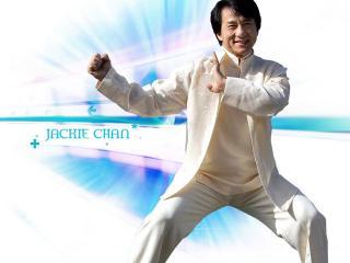 обои Jackie Chan в белом фото